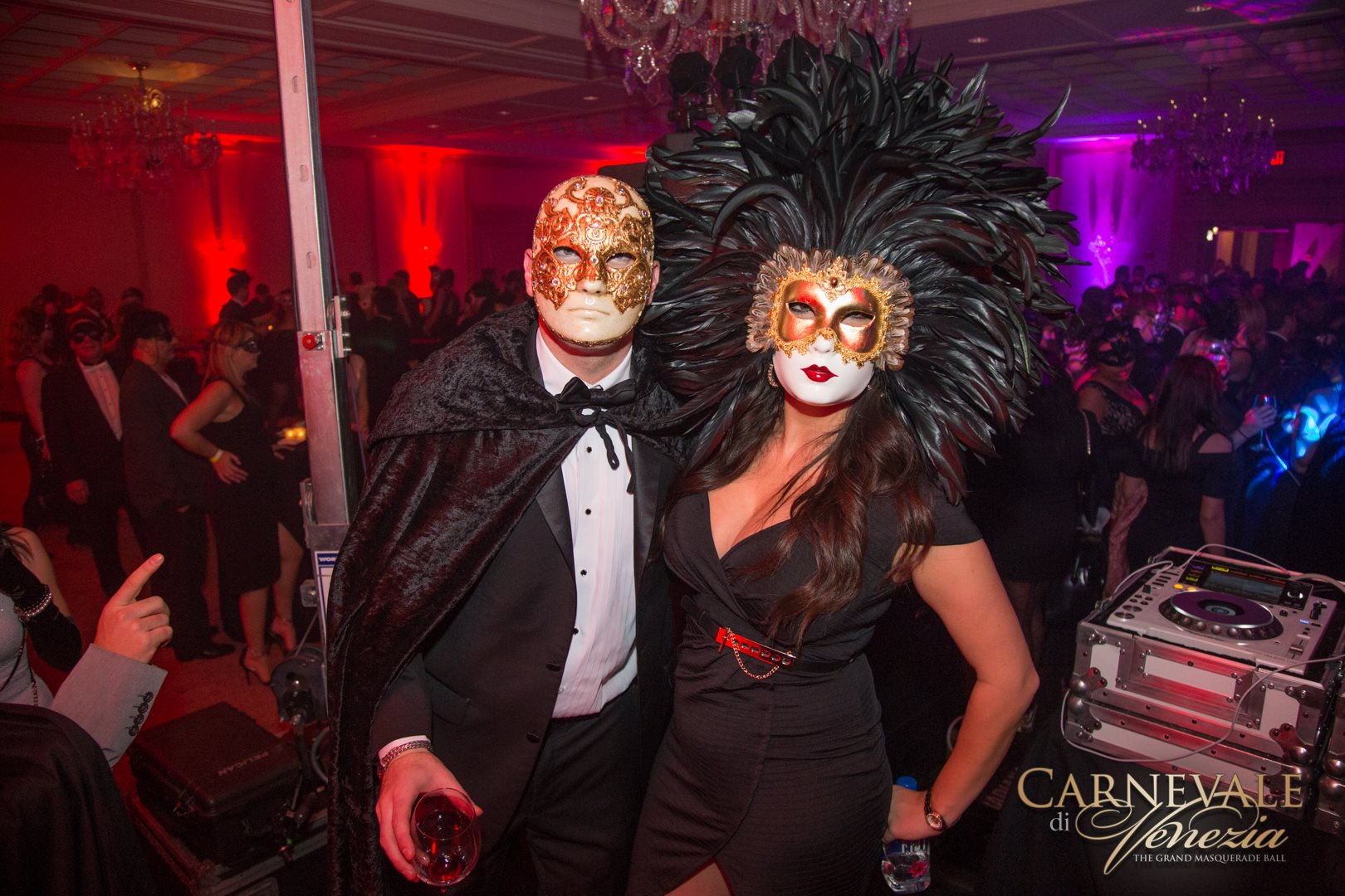 Halloween 2016 - Carnevale di Venezia - The Townsend Hotel ...