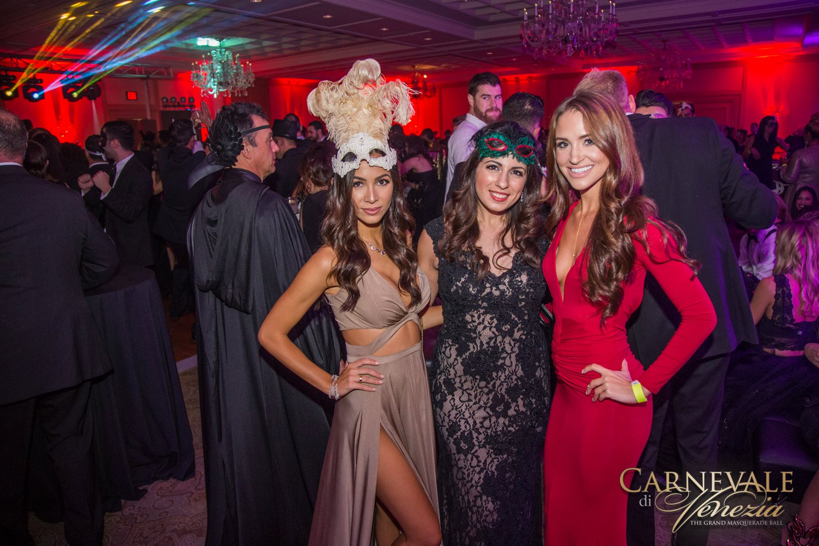Masquerade Ball Party